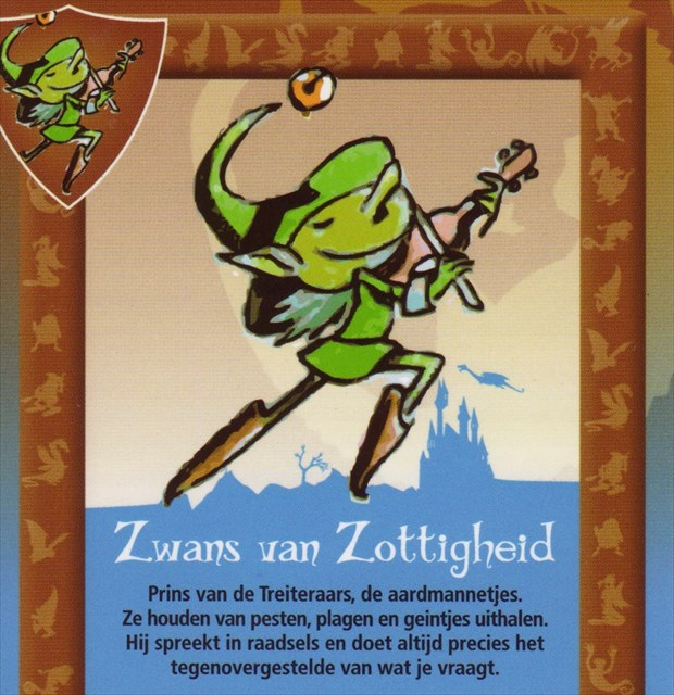 Gc3e5cy Fantasia 05 Zwans Van Zottigheid Traditional