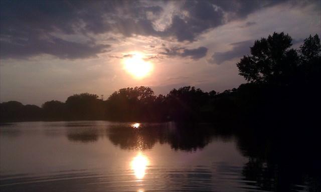 Velký slánský rybník