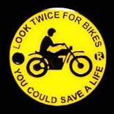 Look twice - Motorcycle