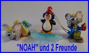 """""""NOAH"""" und Freunde"""