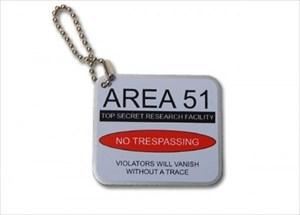 Area 51 Tag