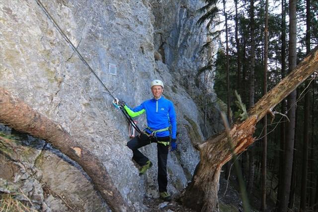 Klettersteig Via Kapf : Gc3wcjm via kapf klettersteig traditional cache in vorarlberg