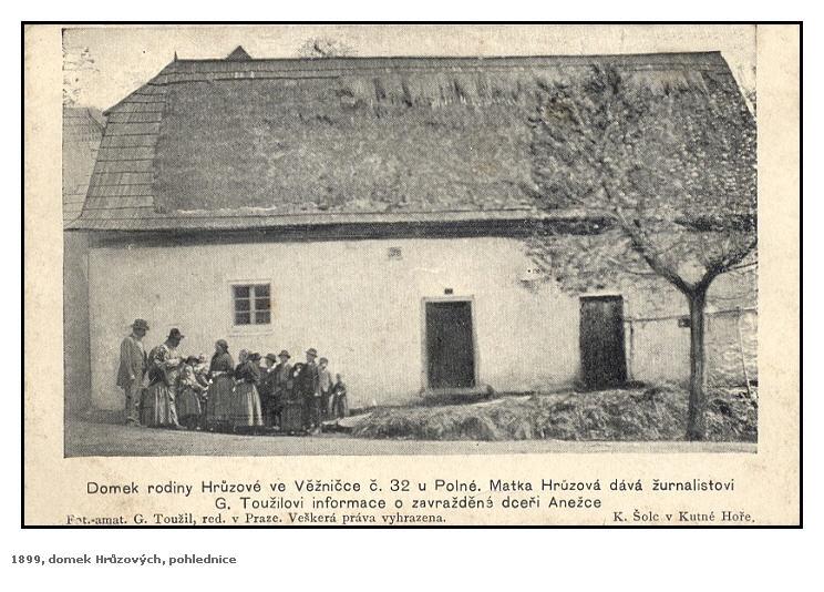 Domek rodiny Hruzove