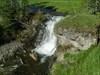 Dyson Creek waterfall