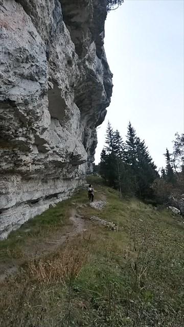 En route pour le Truc - La grotte