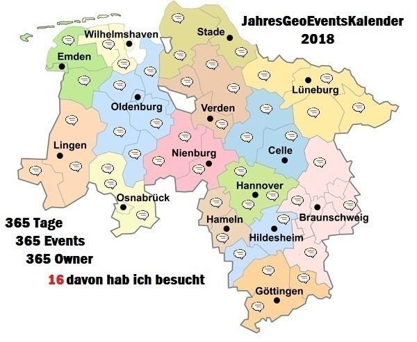 133/365 JahresGeoEventsKalender - Wilder Nussberg