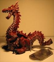 Hotspur the Dragon