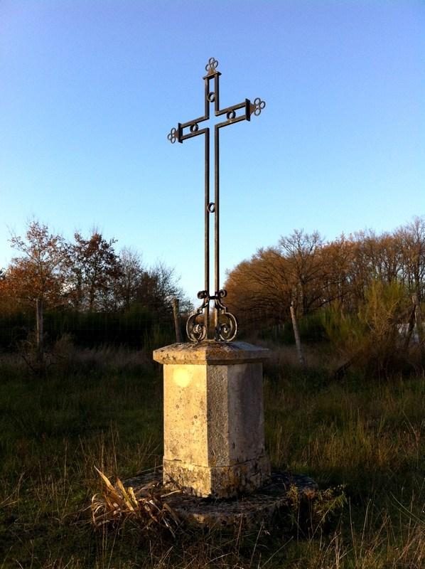 croix X