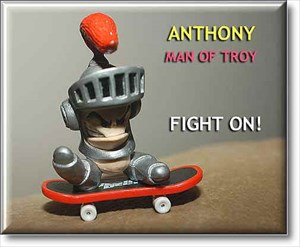 FIGHT ON TROJANS!!