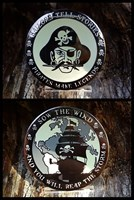 Pirates make Legends Geocoin