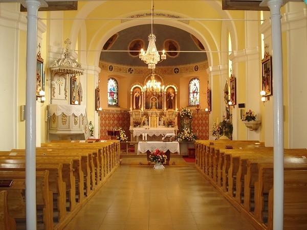 Kostel Nejsvtetejší Trojice