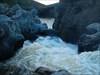 Esculpido pelo tempo - a queda de água log image