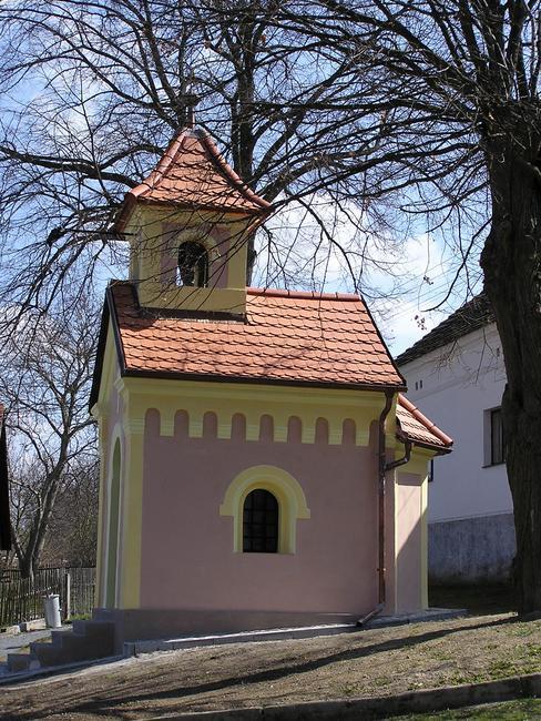 Kaplicka v Olesne