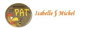 PAT: Isabelle§Michel