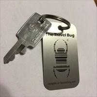 My luggage key