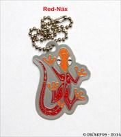 Rocking Gecko 4 - Red-Näx