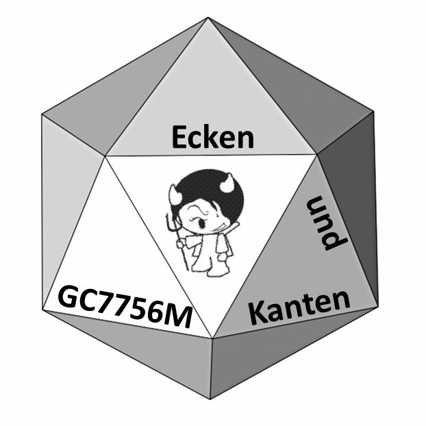 GC7756M - XXII - Ecken und Kanten