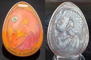 Dragon Egg - Visual Euphoria Neon + Bonus Egg 2
