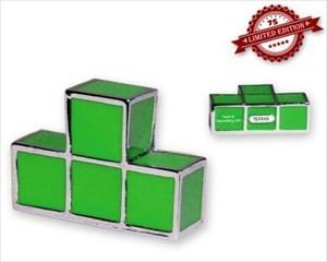 Tetromino Geocoin - T -Green XLE 75