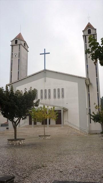 Igreja Paroquial de Vermoil - Igreja Nova
