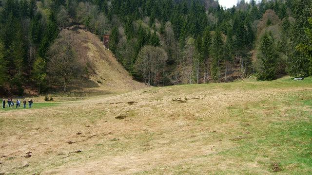 An der Belchenschanze