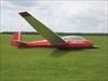 Parked glider