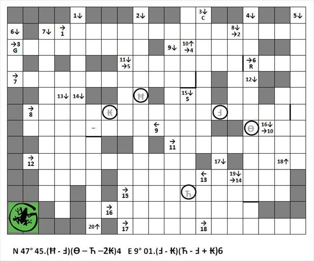 Unüblich Kreuzworträtsel