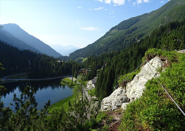 Klettersteig Zauchensee : Zauchensee entdecken sie die sommer aktivitäten im salzburger land