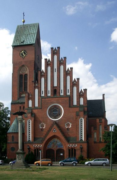 Christophoruskirche Friedrichsghagen heutige Ansicht