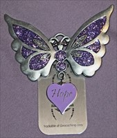 butterfly Lavender-HOPE