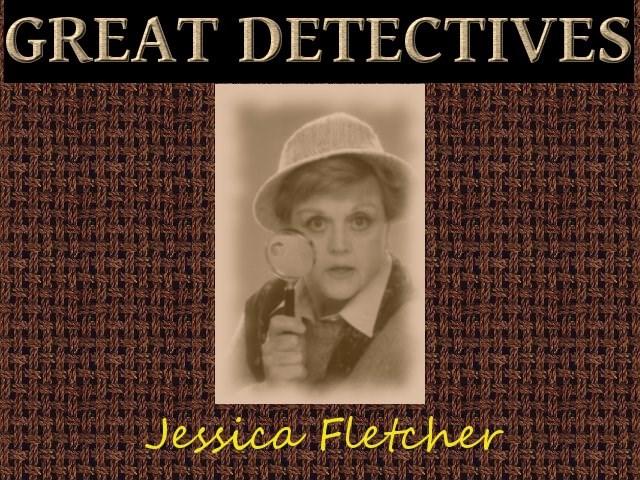detective miss marple