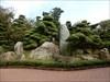 Entry display in Nan Lian Garden
