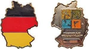Geocaching Germany Geocoin