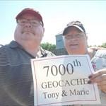 Tony & Marie