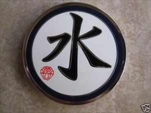"""Water = """"Mizu"""" or """"Sui"""""""