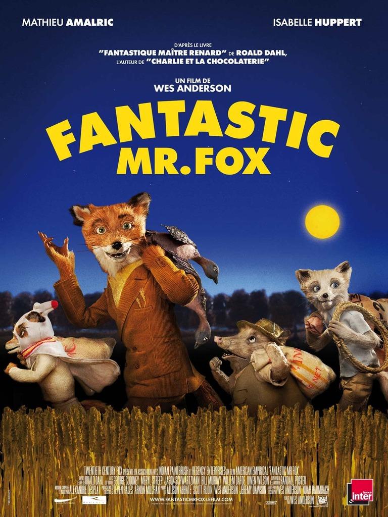 Fantastique Mr. Fox