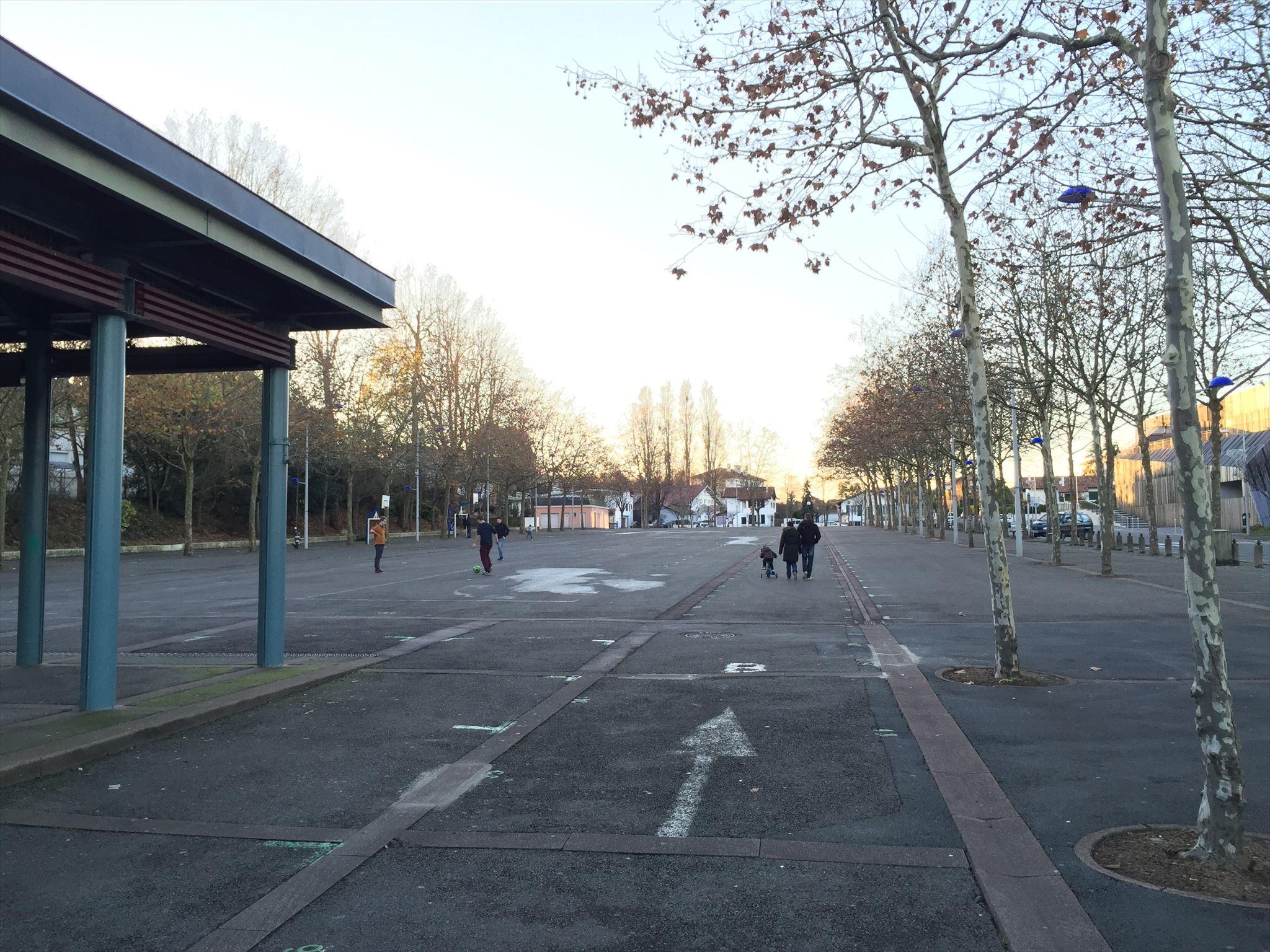 Esplanade Quintaou