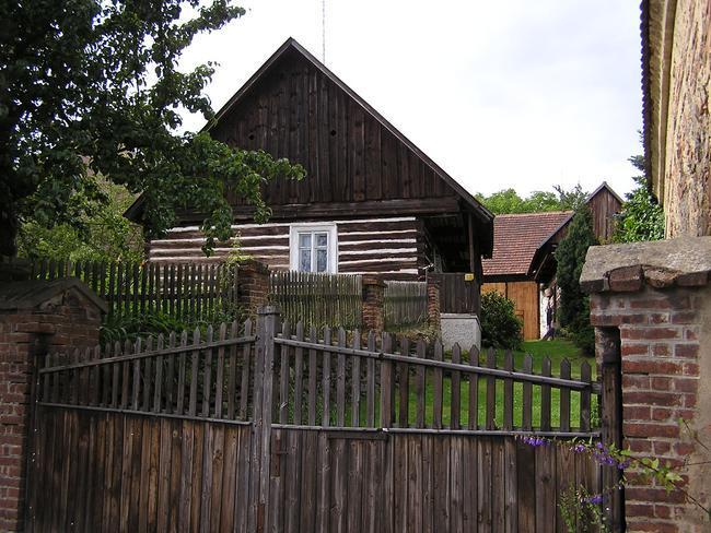 Roubenka v Olesne