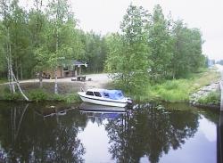 Lamujoen P-alue