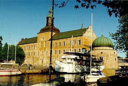 slott östergötland