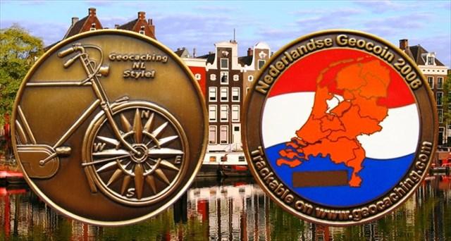 Dutch Geocoin 2006