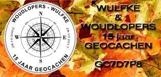 Woudlopers & Wulfke 15 jaar geocaching II