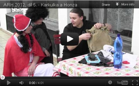 Videozpravodajství 23.5.2012 - klikem spustit