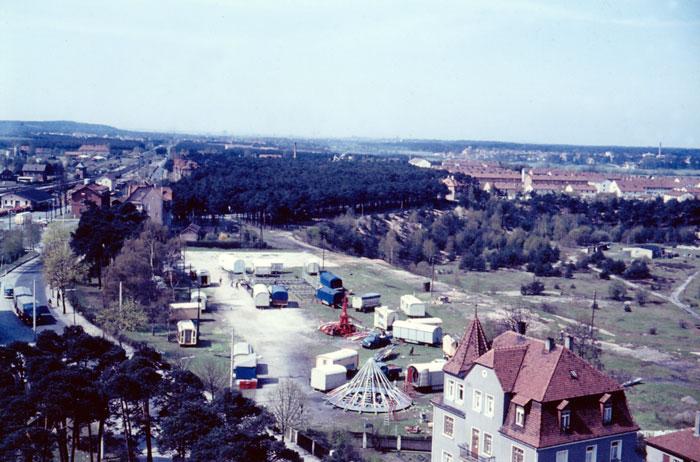 Maifeld in former times