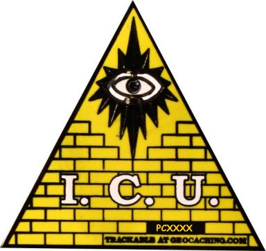 ICU by fgoerke Geocoin
