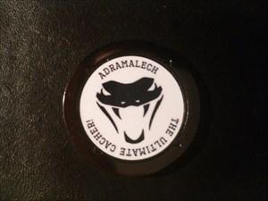 Adramalech - The Ultimate Cacher! Frente