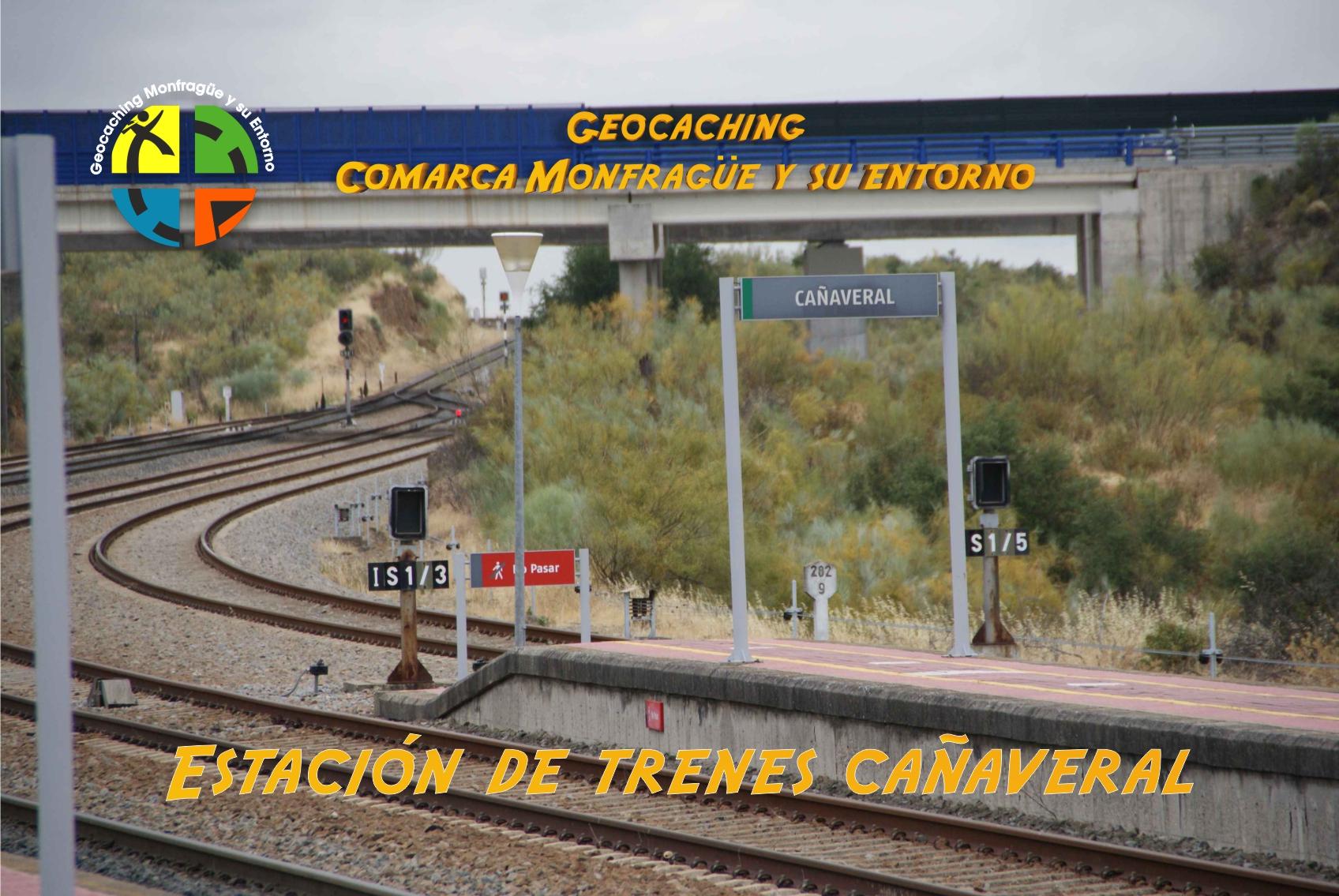Estación trenes Cañaveral