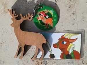 Santa's Reindeer PRANCER