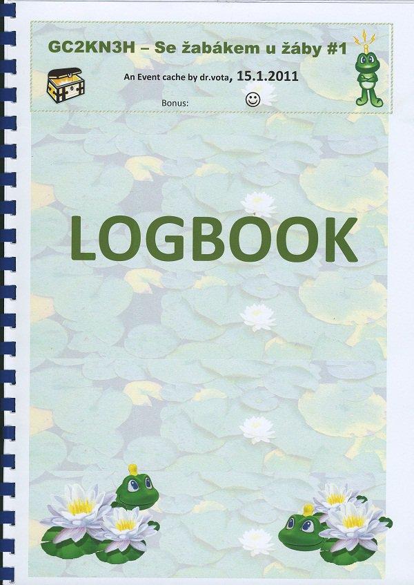 logbook 1