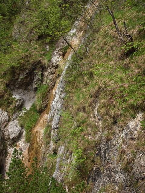 Gornji slap / Upper waterfall